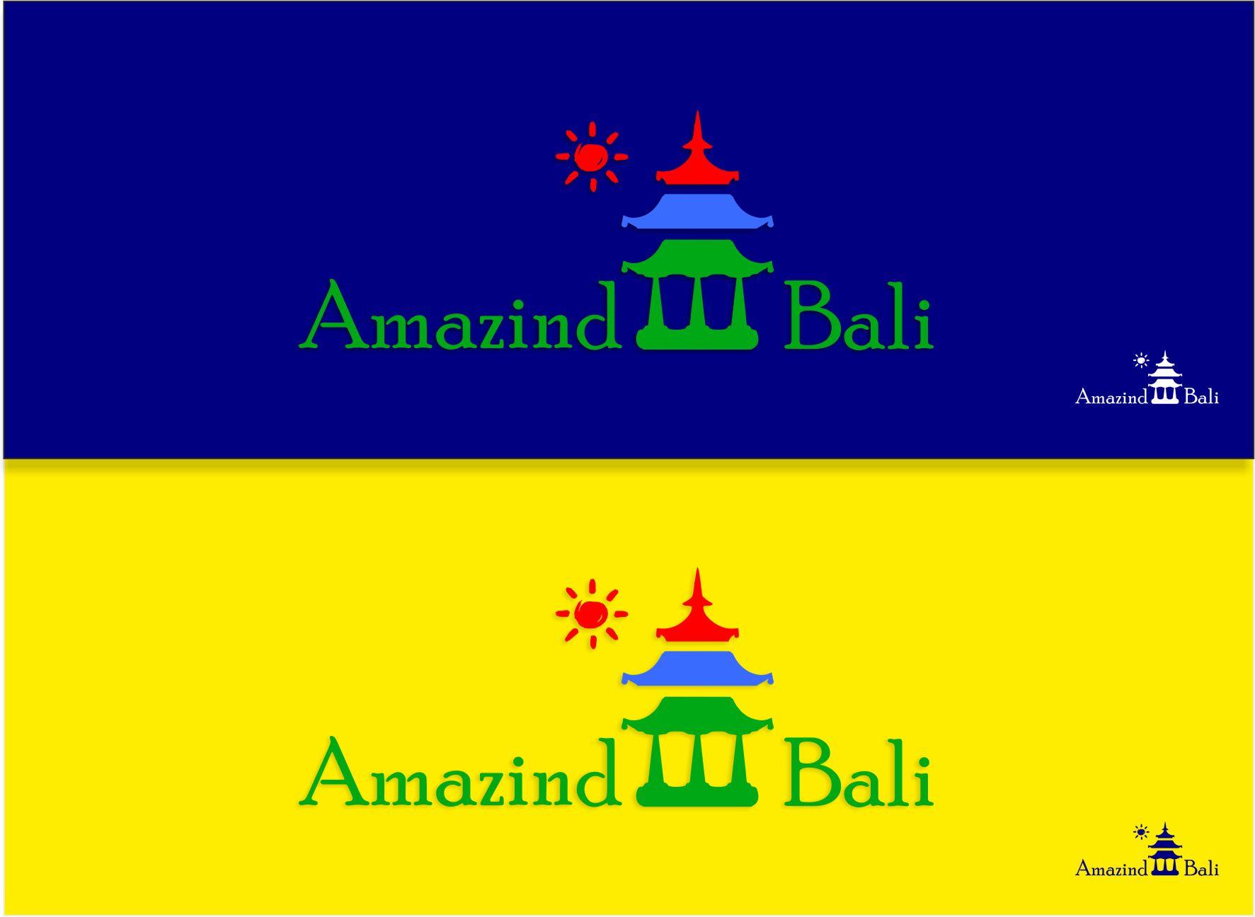Логотип Amazing Bali - дизайнер SobolevS21