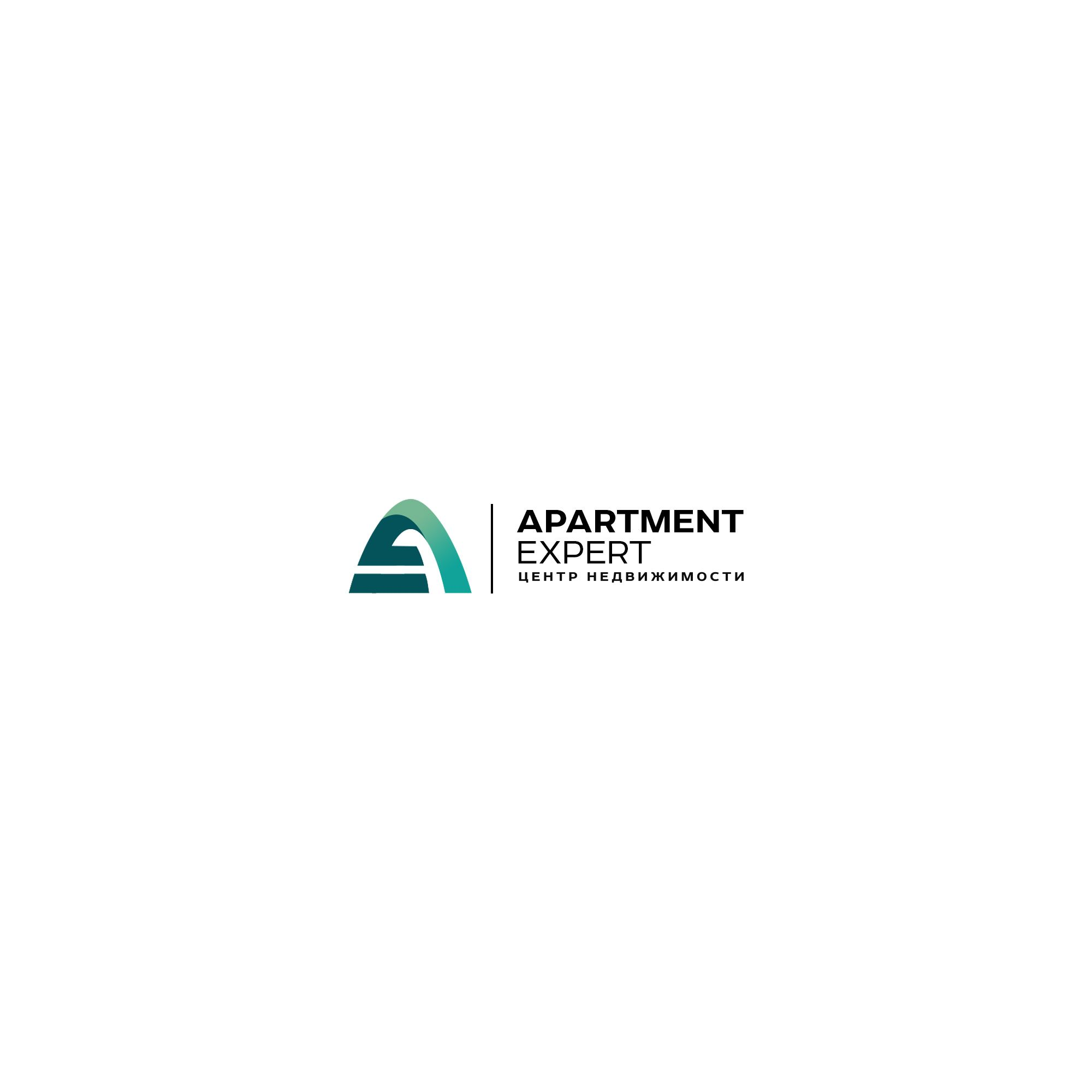 Логотип для APARTMENT EXPERT - ЦЕНТР НЕДВИЖИМОСТИ - дизайнер weste32