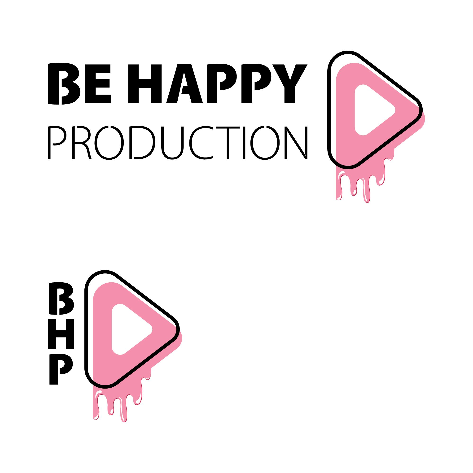 Логотип для Be Happy Production  - дизайнер kanatik