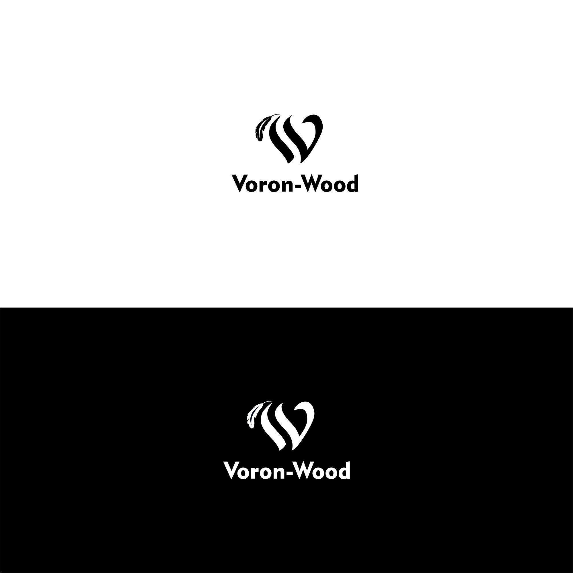 Логотип для Voron-Wood - дизайнер serz4868
