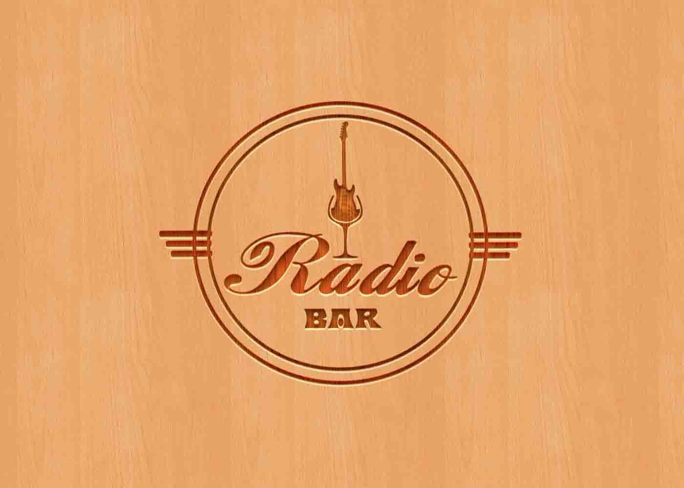 Логотип для Radio bar - дизайнер Rusalam