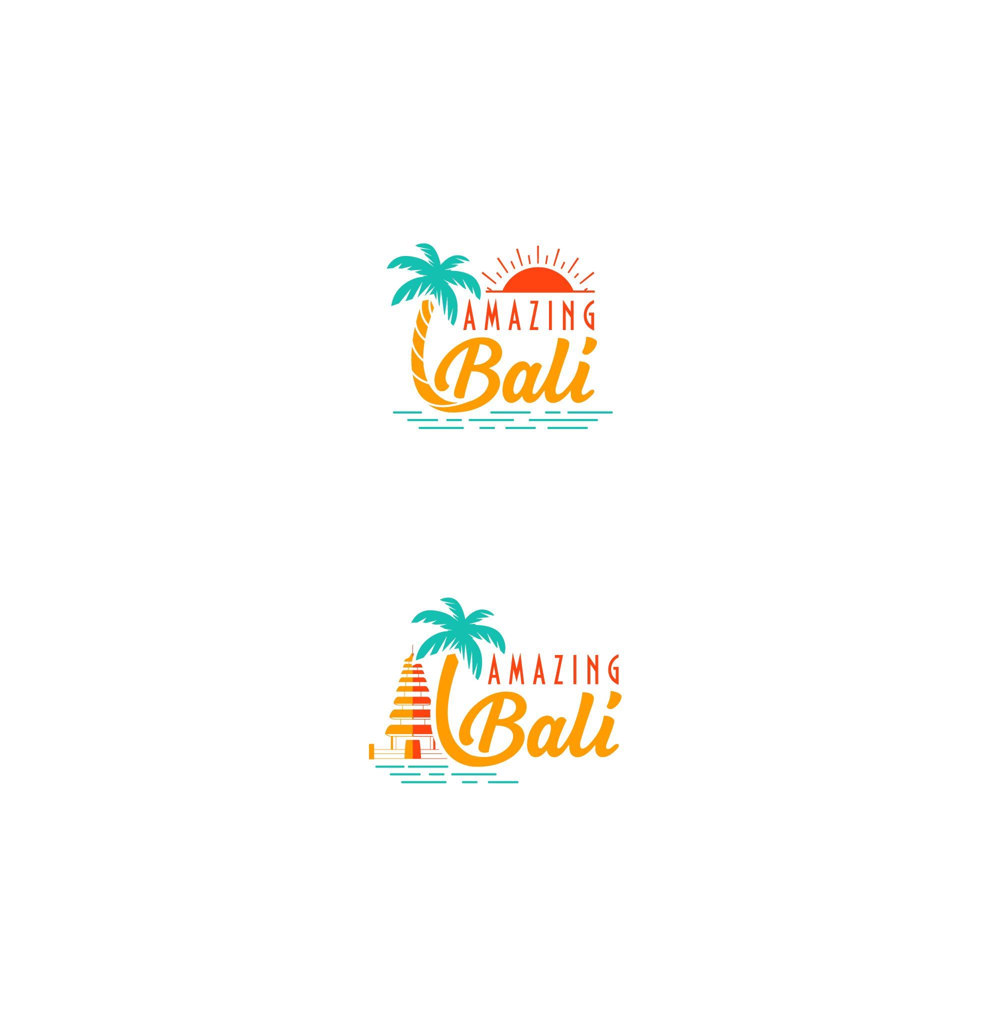 Логотип Amazing Bali - дизайнер Max-Mir