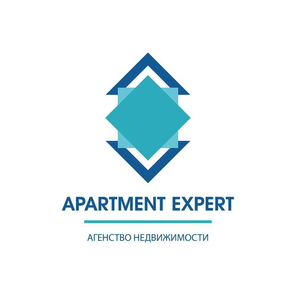 Логотип для APARTMENT EXPERT - ЦЕНТР НЕДВИЖИМОСТИ - дизайнер DannyBoi87