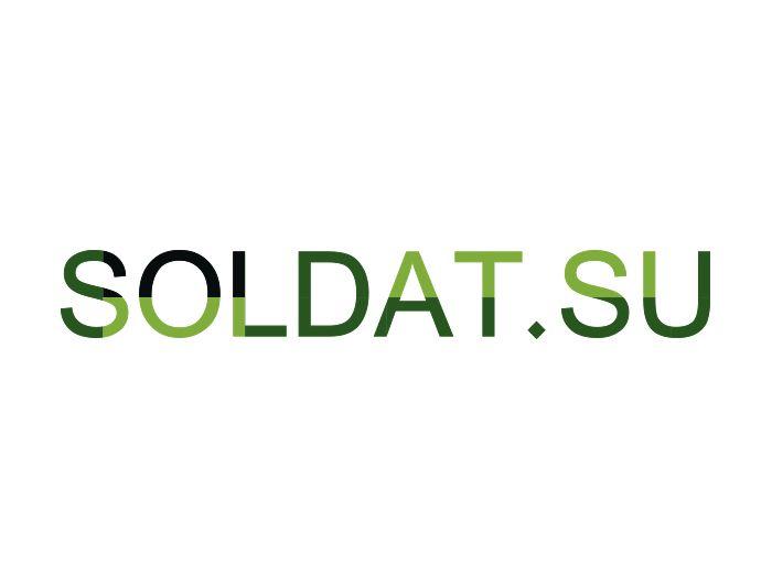Лого и фирменный стиль для SOLDAT.SU - дизайнер M_Deep