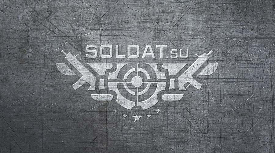 Лого и фирменный стиль для SOLDAT.SU - дизайнер alex_bond
