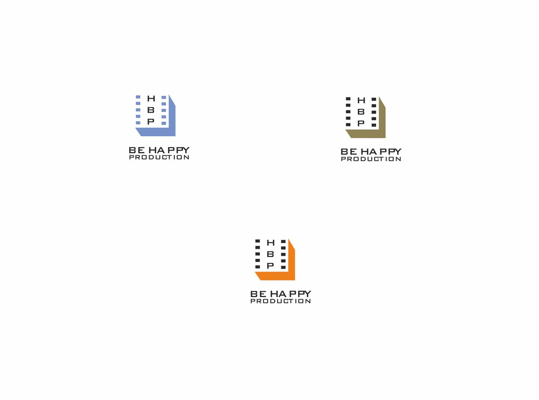Логотип для Be Happy Production  - дизайнер sv58