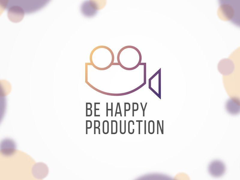 Логотип для Be Happy Production  - дизайнер shusha-art