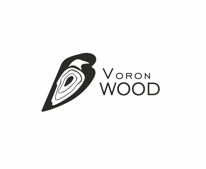 Логотип для Voron-Wood - дизайнер lubico