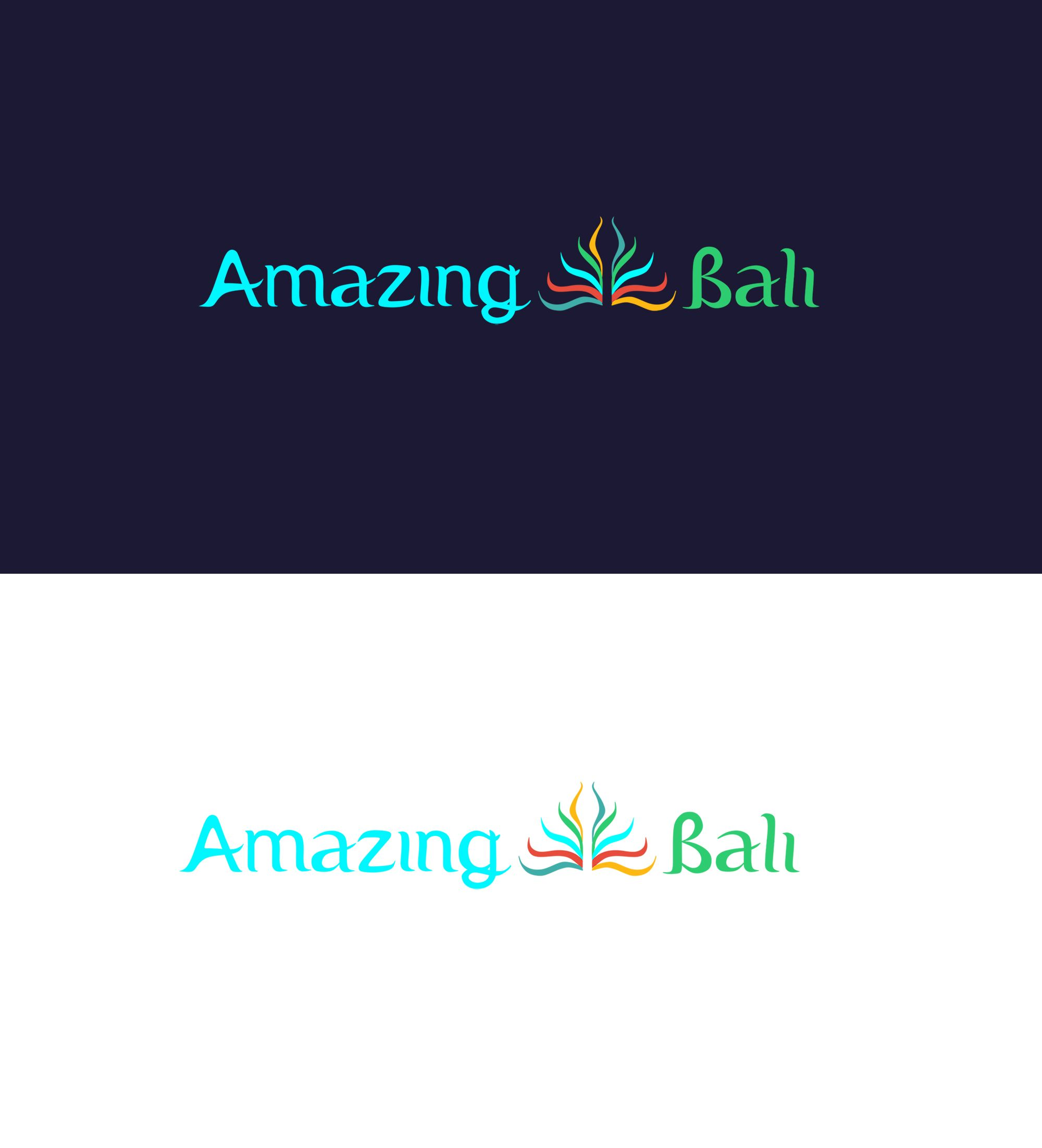 Логотип Amazing Bali - дизайнер havismatur