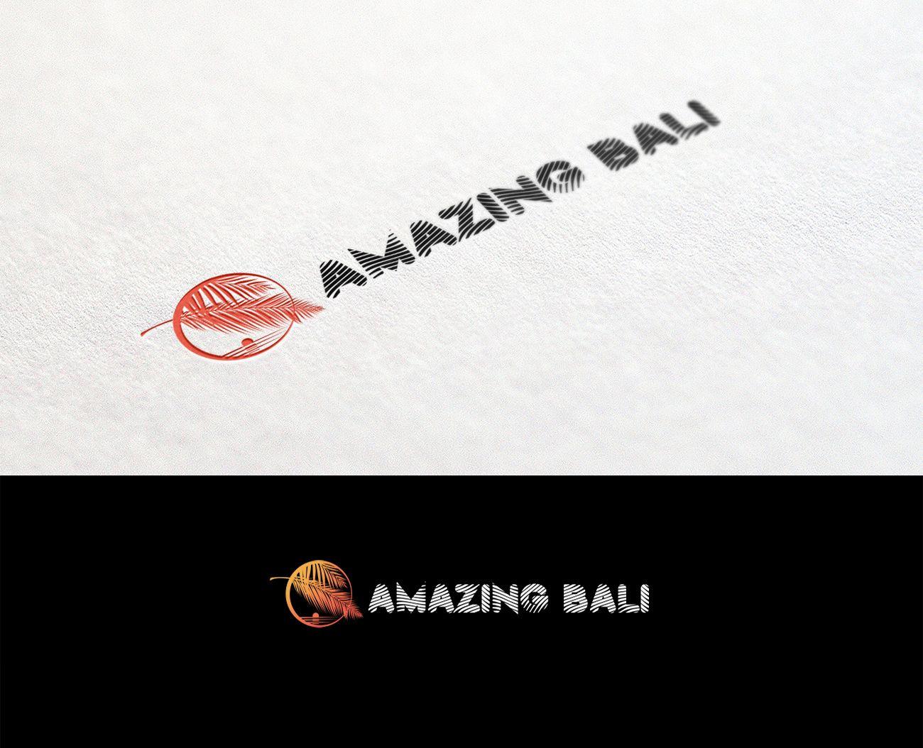 Логотип Amazing Bali - дизайнер mz777