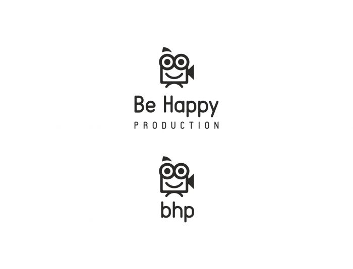 Логотип для Be Happy Production  - дизайнер MarinaDX