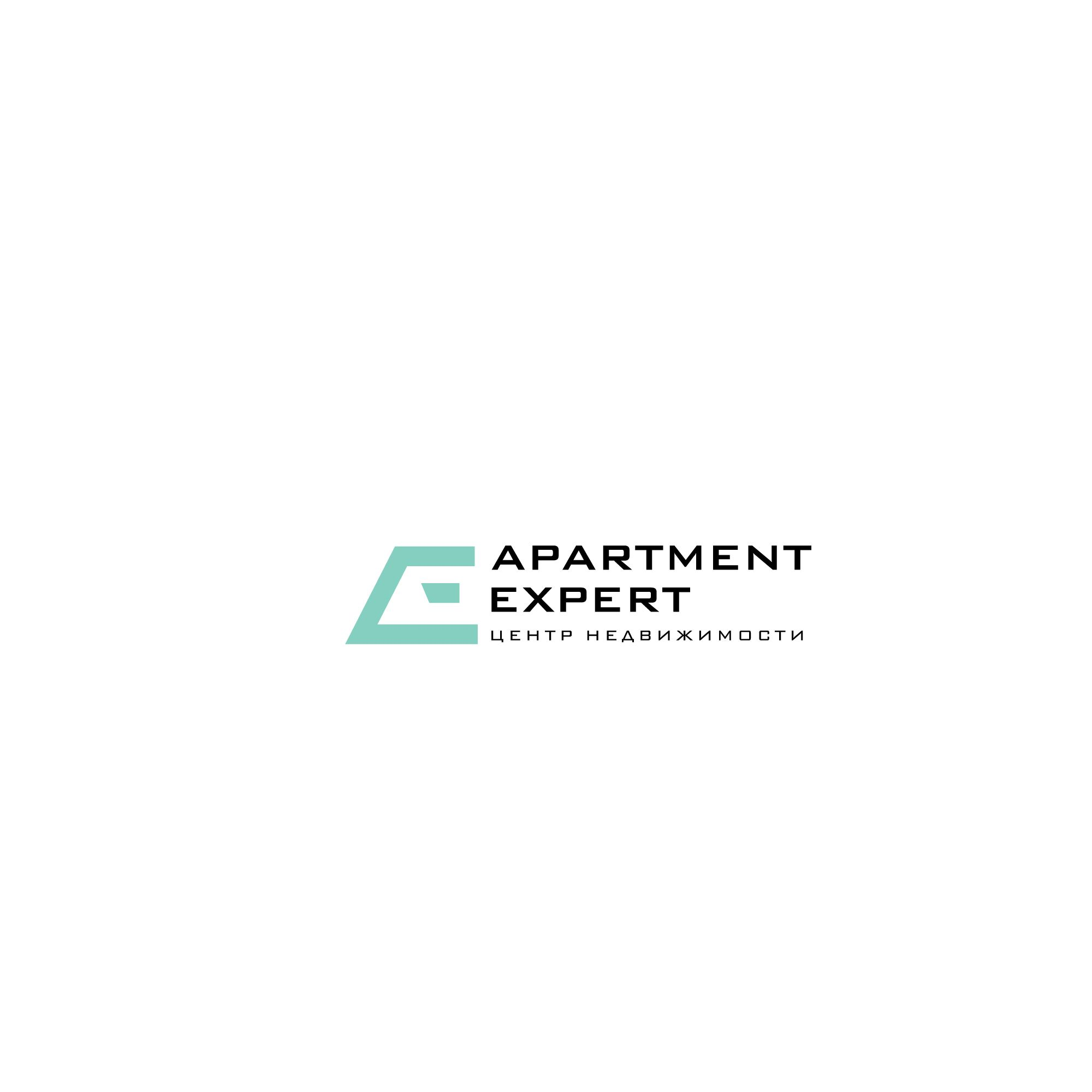 Логотип для APARTMENT EXPERT - ЦЕНТР НЕДВИЖИМОСТИ - дизайнер SmolinDenis