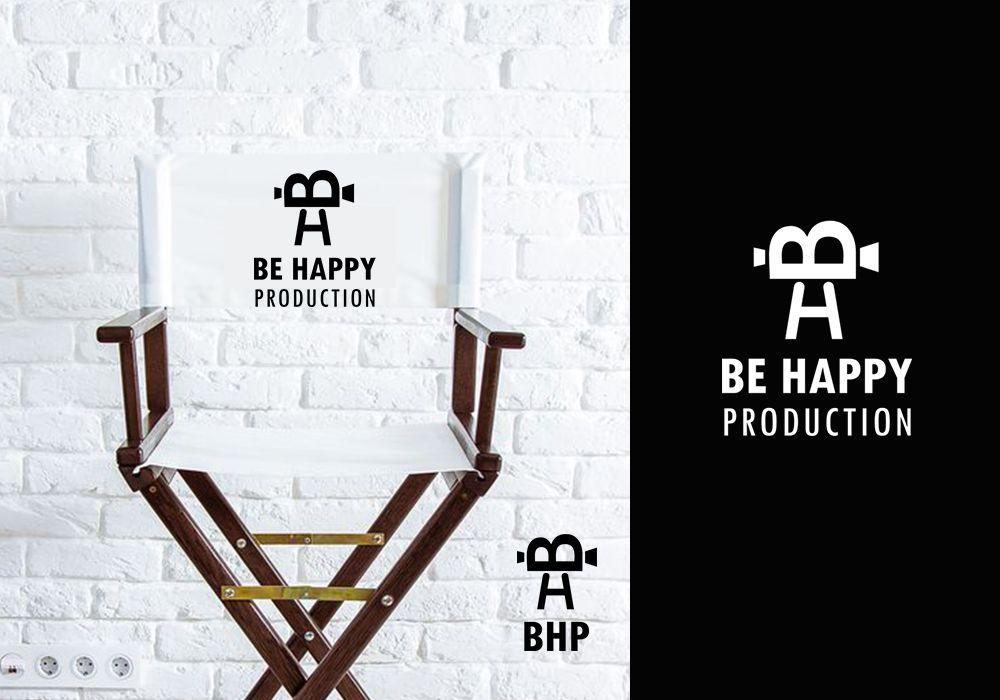 Логотип для Be Happy Production  - дизайнер DIZIBIZI