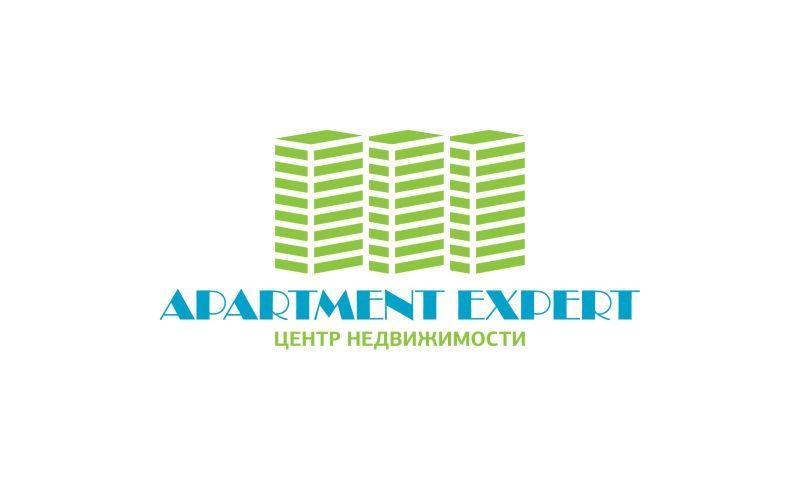 Логотип для APARTMENT EXPERT - ЦЕНТР НЕДВИЖИМОСТИ - дизайнер Ayolyan