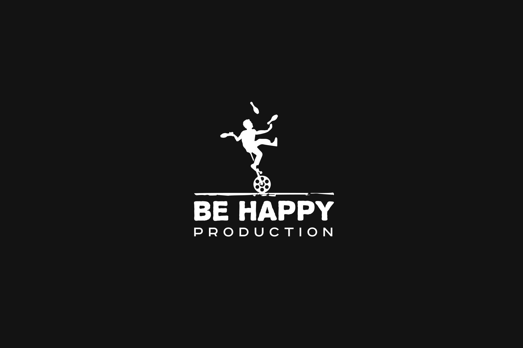 Логотип для Be Happy Production  - дизайнер Teriyakki