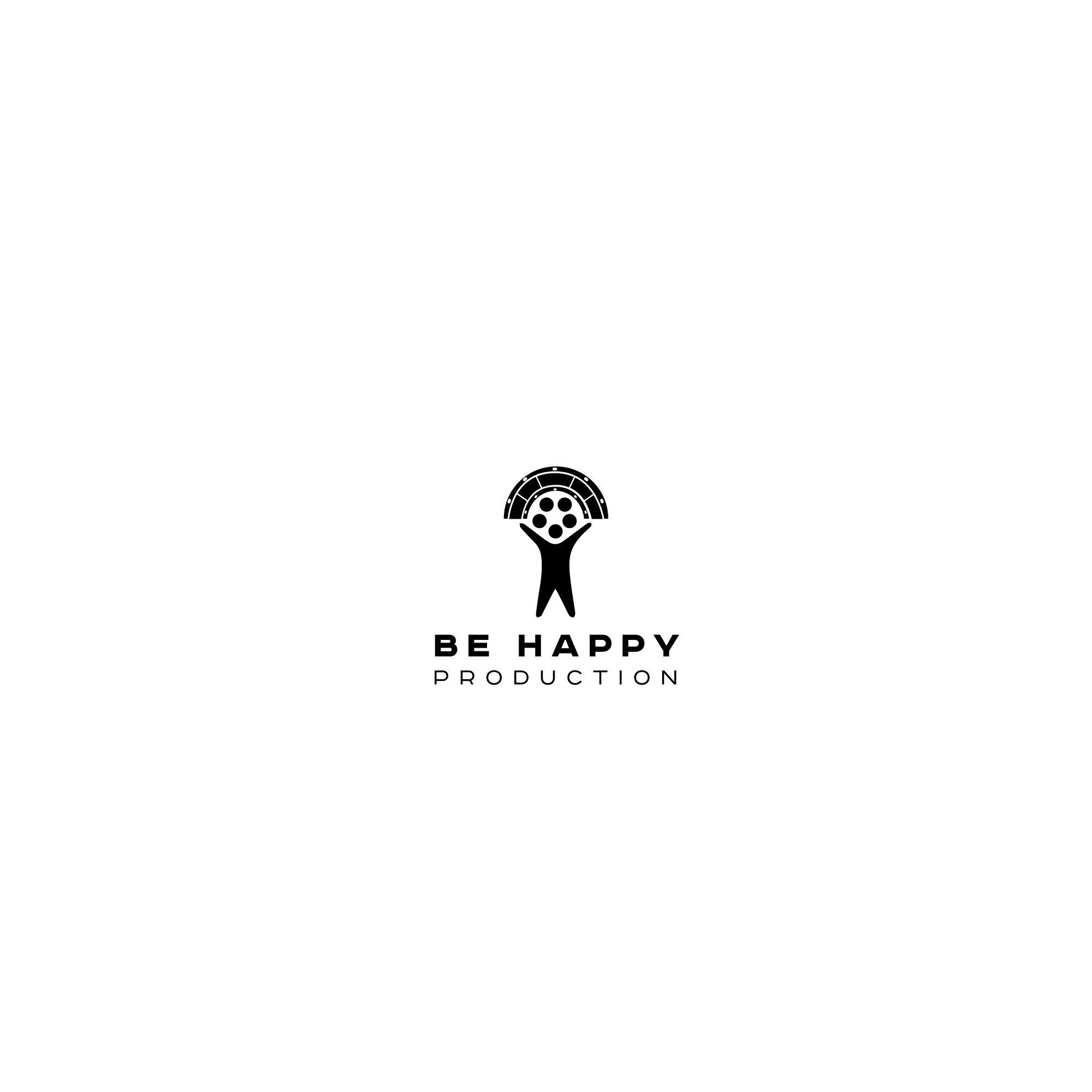 Логотип для Be Happy Production  - дизайнер SmolinDenis
