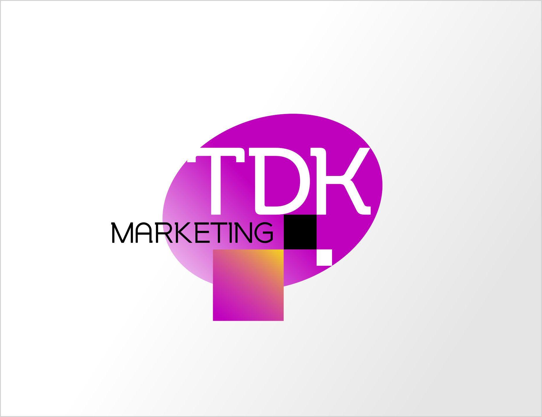 Лого и фирменный стиль для ТДК Маркетинг - дизайнер antan222