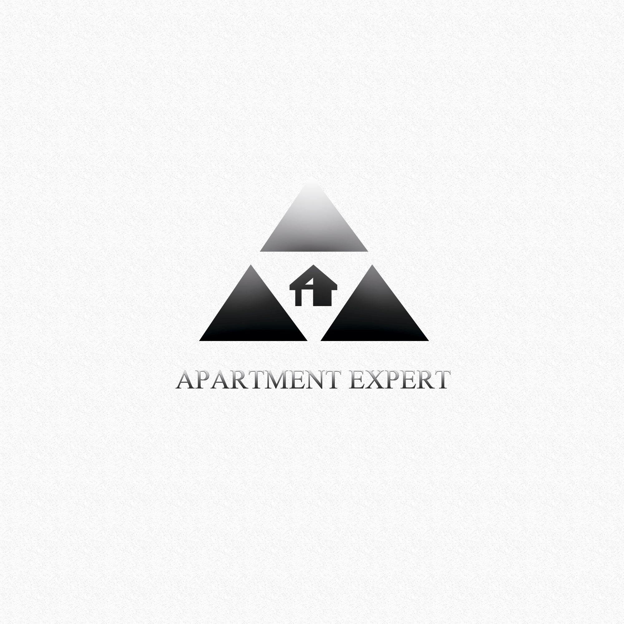 Логотип для APARTMENT EXPERT - ЦЕНТР НЕДВИЖИМОСТИ - дизайнер 347347