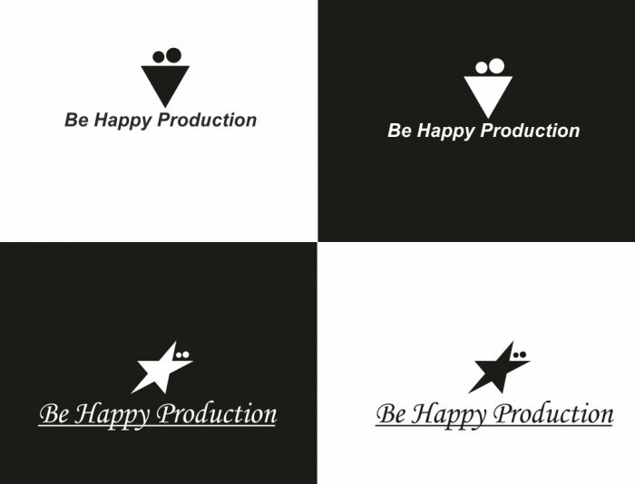 Логотип для Be Happy Production  - дизайнер ilim1973
