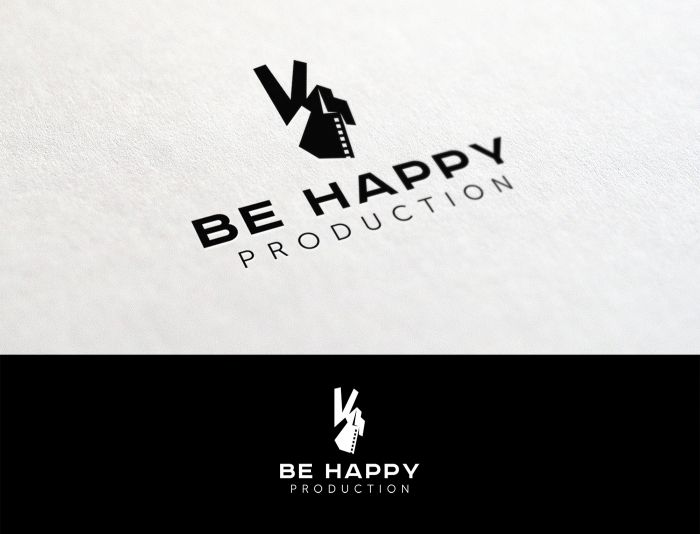 Логотип для Be Happy Production  - дизайнер mz777