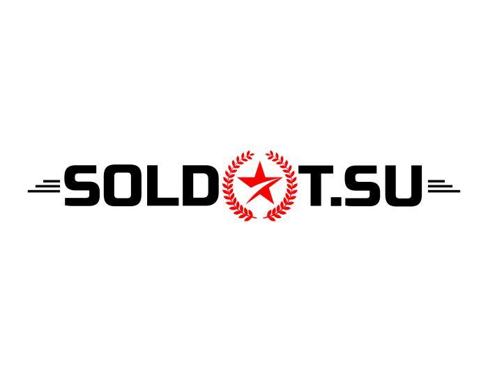 Лого и фирменный стиль для SOLDAT.SU - дизайнер donskoy_design