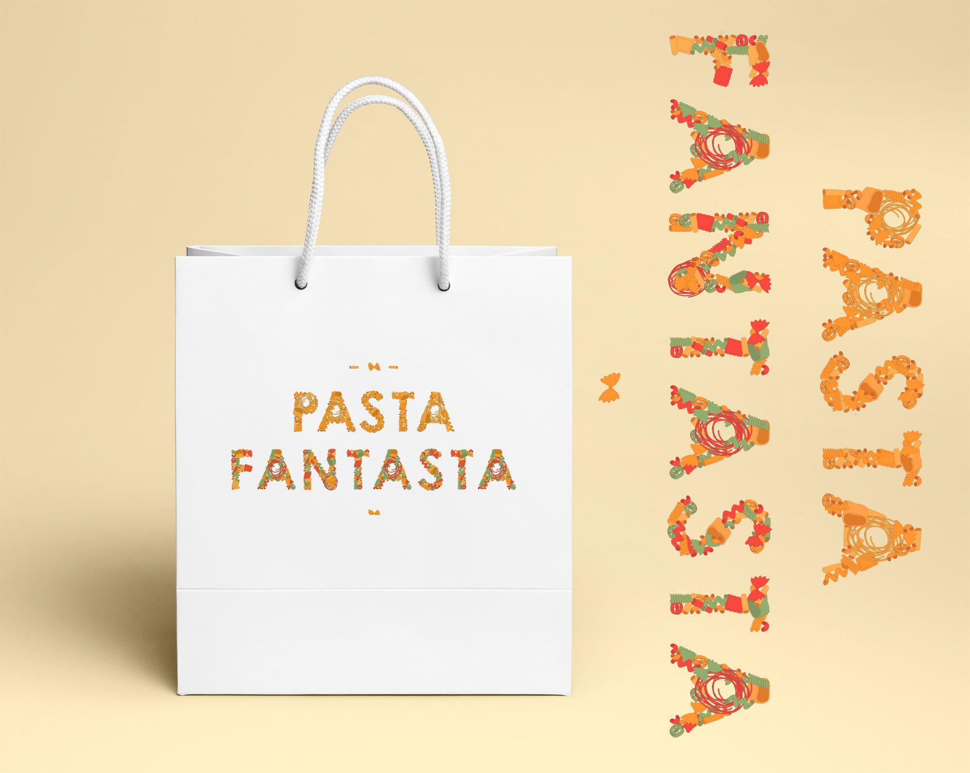 Логотип для PASTA FANTASTA - дизайнер katatata