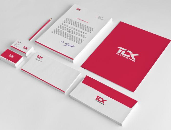 Лого и фирменный стиль для ТДК Маркетинг - дизайнер comicdm