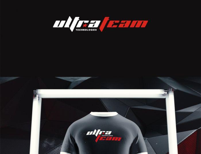Логотип для Ultra Technologies TEAM - дизайнер De_Orange