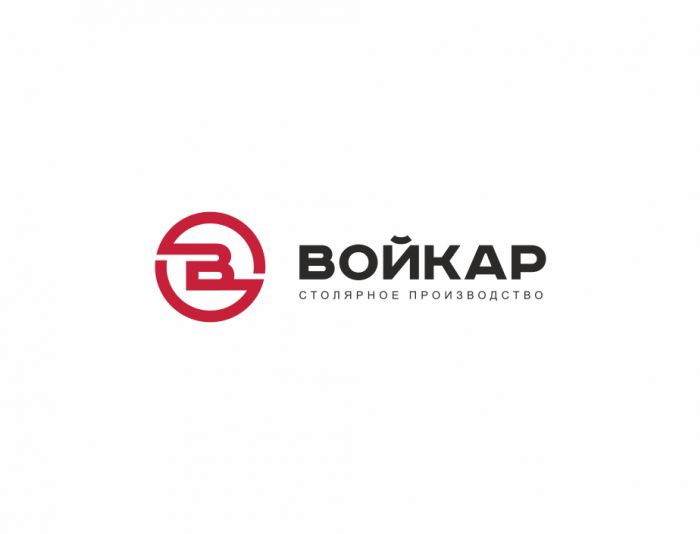 Логотип для столярного производства ВОЙКАР - дизайнер zozuca-a