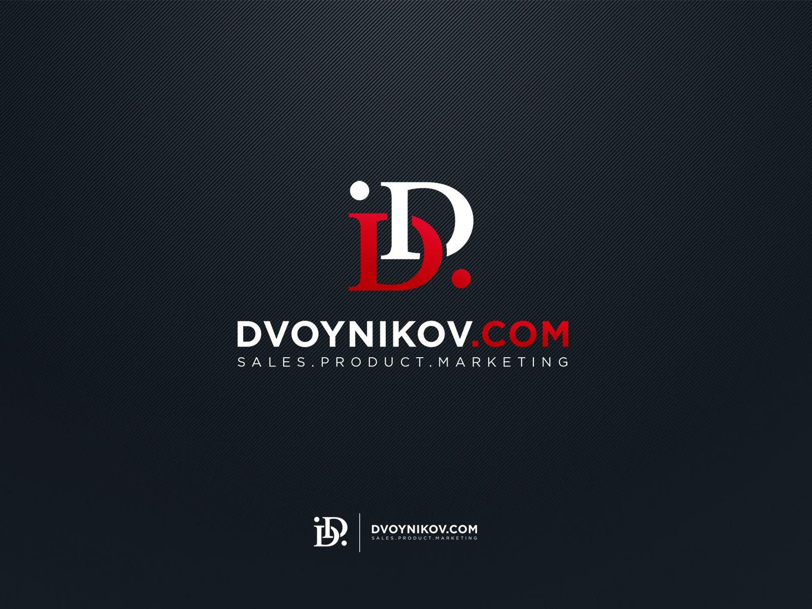 Логотип для Dvoynikov - дизайнер webgrafika