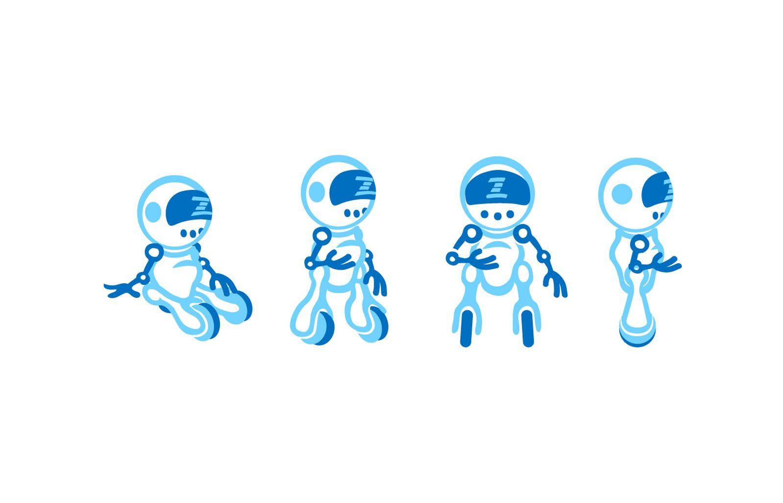 Создание персонажа для Департамента IT-компании - дизайнер andblin61