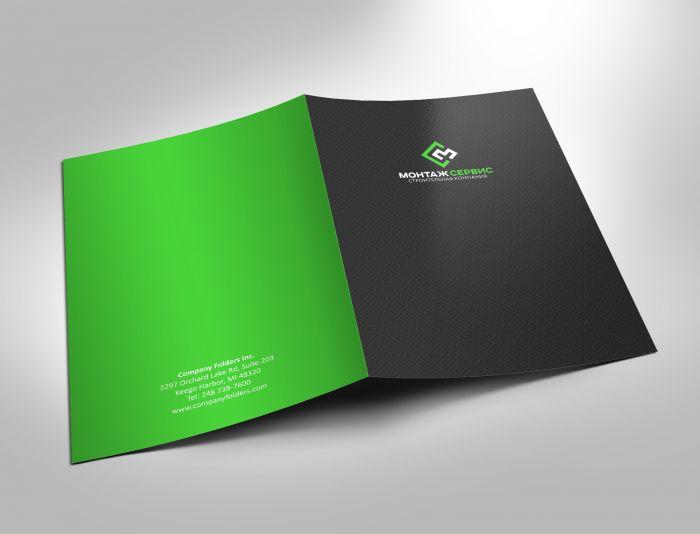 Брендбук для Монтажсервис - дизайнер erkin84m