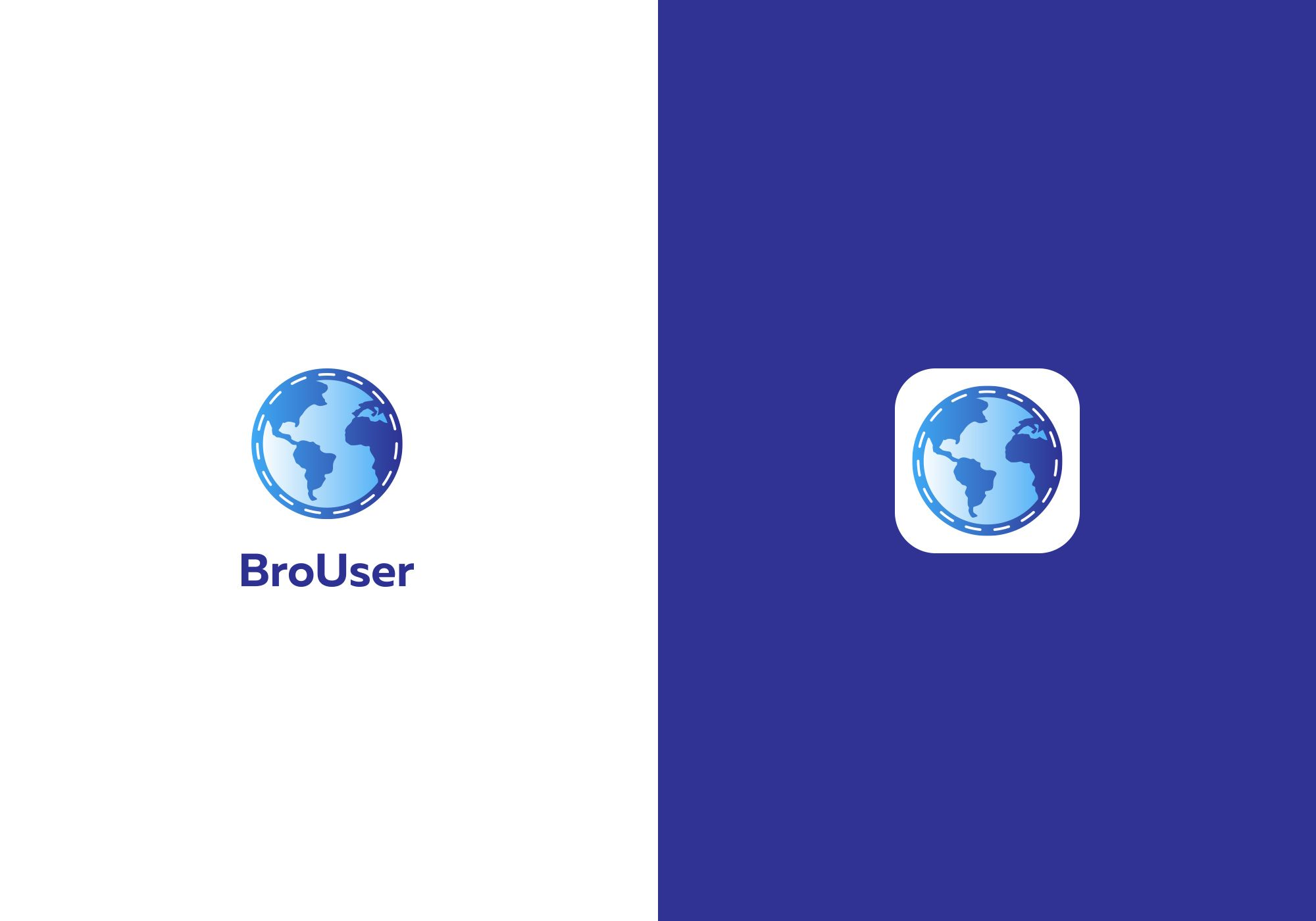 Логотип для BroUser - дизайнер Ninpo