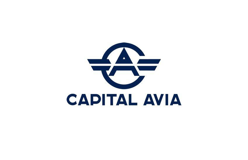 Логотип для Капитал Авиа, Capital Avia - дизайнер art-valeri