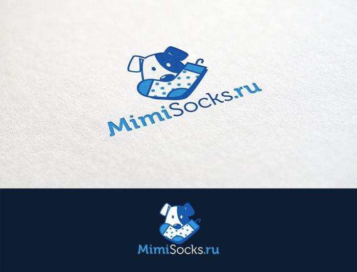Лого и фирменный стиль для MimiSocks.ru - дизайнер mz777