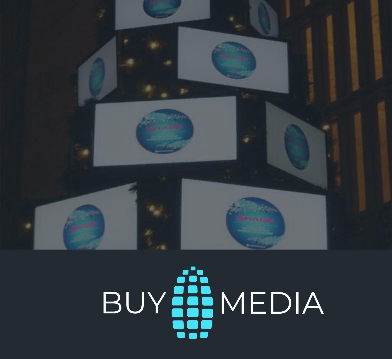 Логотип для BuyMedia - дизайнер kras-sky