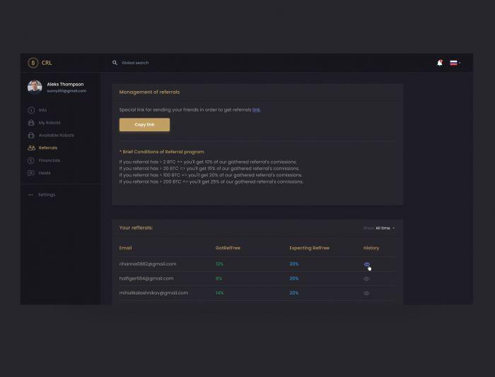 Веб-сайт для https://zerdex.ee/ - дизайнер Izotov