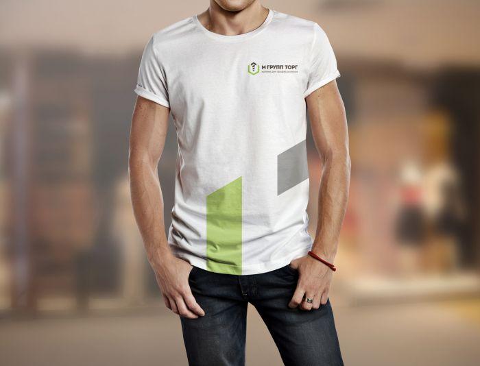 Лого и фирменный стиль для М Групп Торг - дизайнер LiXoOn
