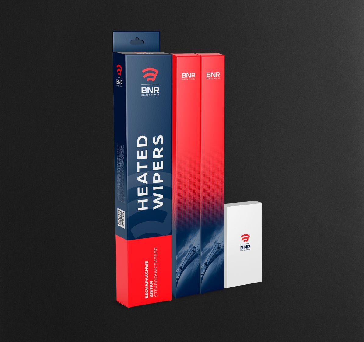 Дизайн упаковки щеток стеклоочистителя - дизайнер skip2mylow