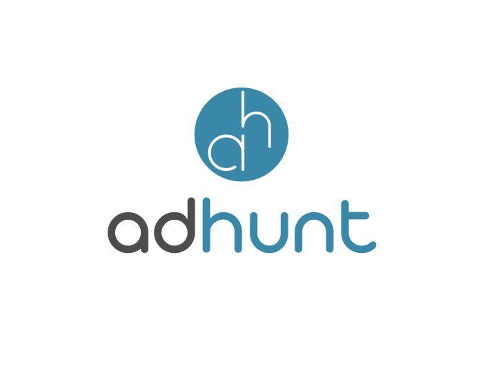 Логотип для ad hunt (сайт adhunt.ru ) - дизайнер vell21