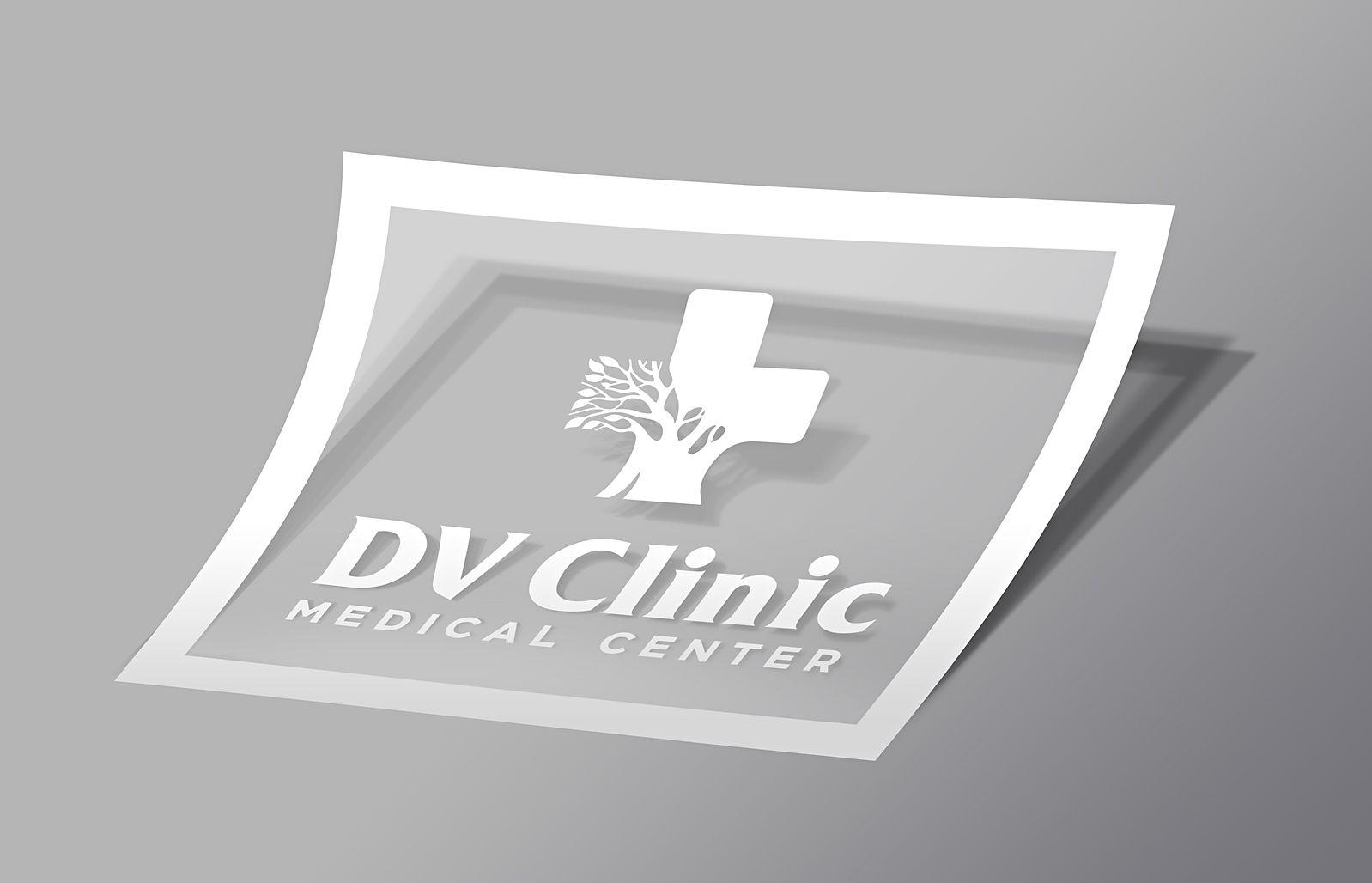 Логотип для ДВ Клиник, DV Cliniс - дизайнер andblin61