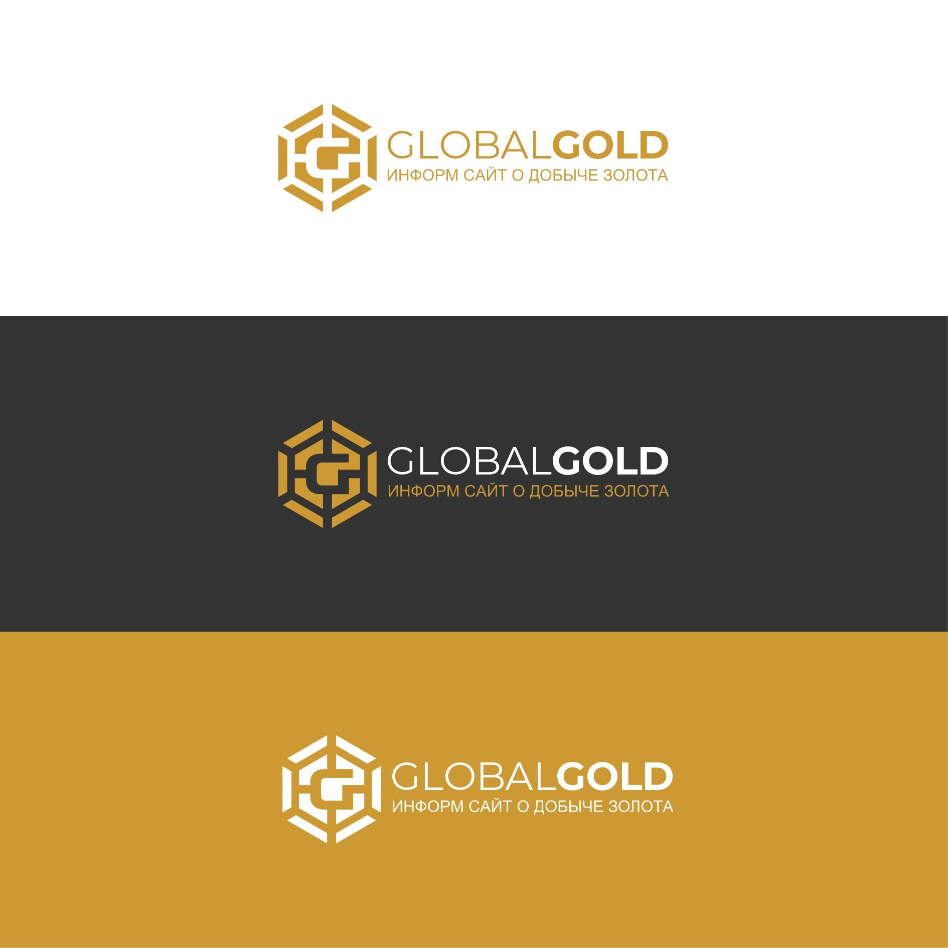 Логотип для Global-Gold - дизайнер serz4868